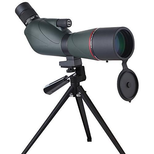 waterproof zoom spotting scope telescope