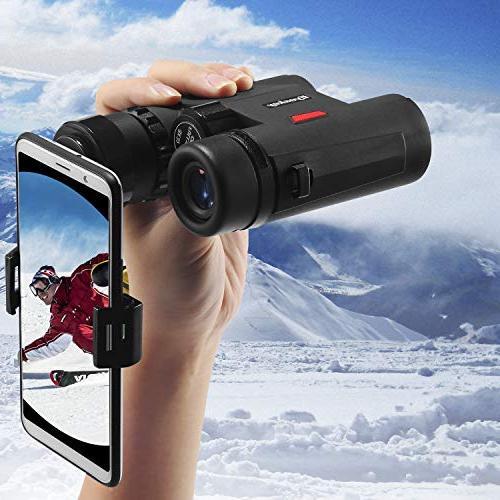 Eyeskey Wayfarer 8x32 Binoculars Travel Outdoor and Concerts