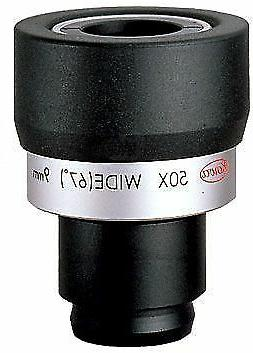 Kowa 50X Wide Angle Eyepiece for Kowa High Lander Binocular