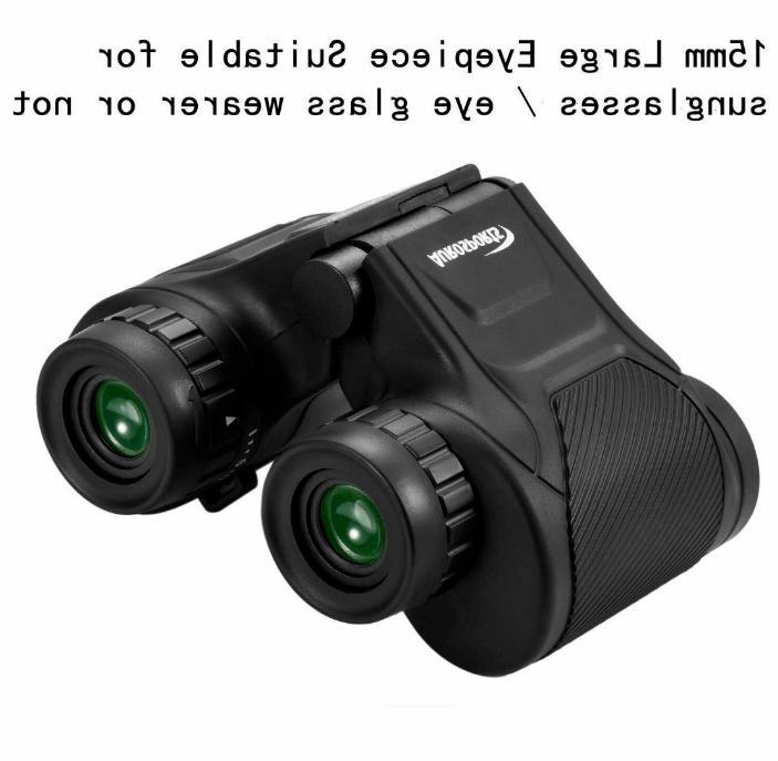 Aurosports Wide Angle Binoculars, Waterproof