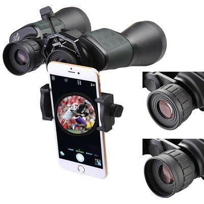 Wide Angle Binoculars Travel Birdwatching Waterproof Outdoor