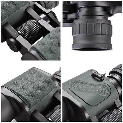 Wide 10x50mm Binoculars Travel Waterproof Outdoor