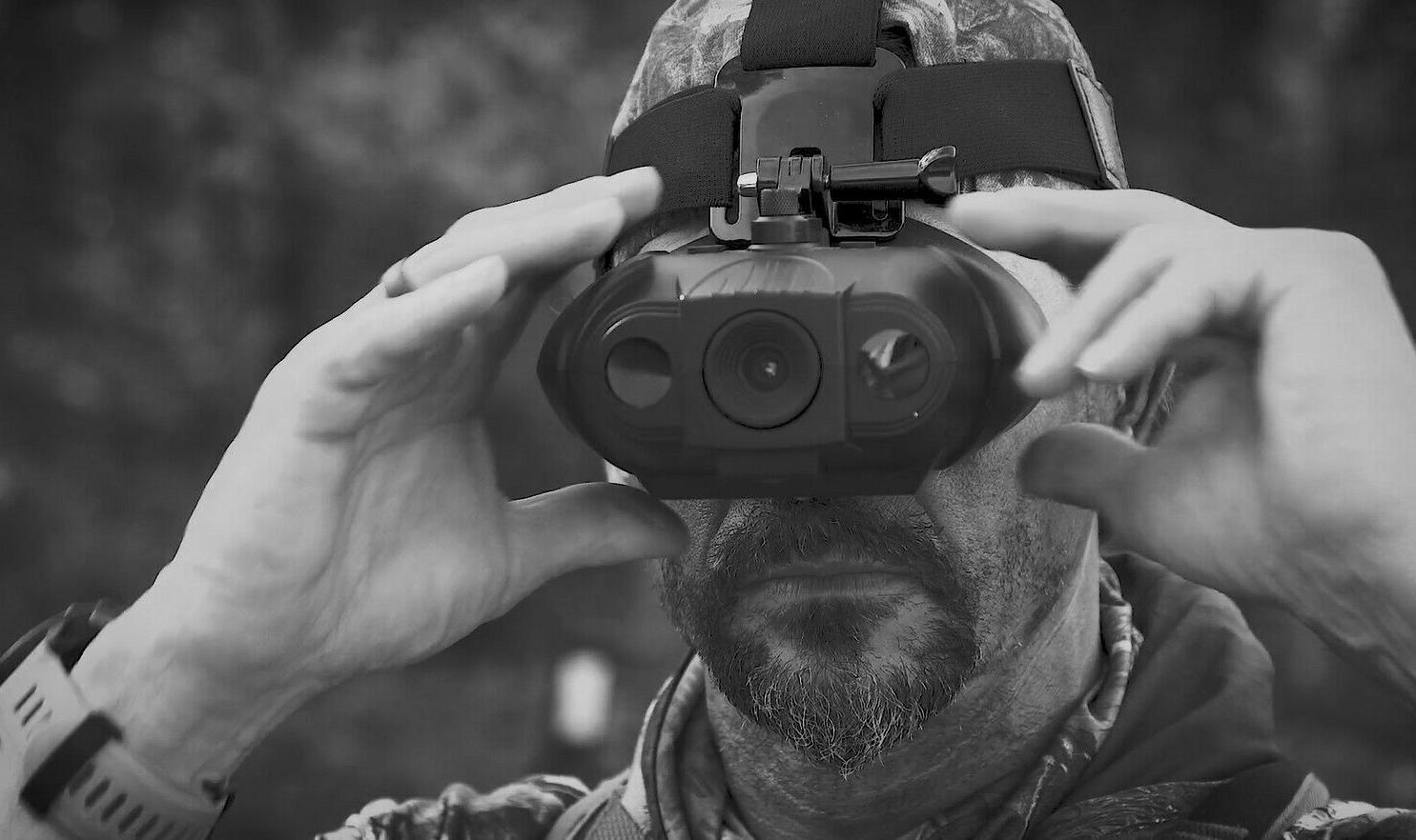 X-Vision Hands-Free Digital Night Vision Binocular