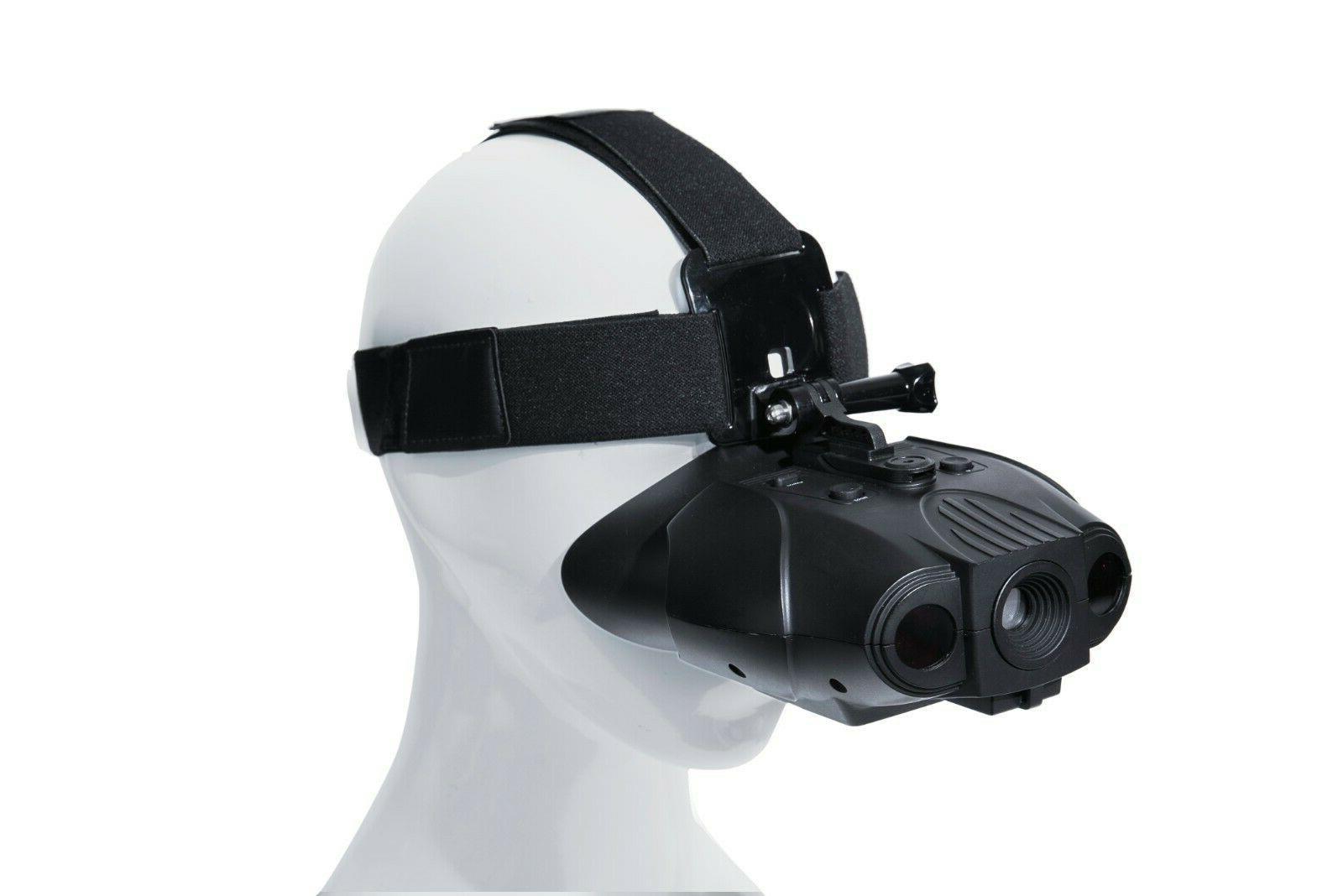 x vision optics xanb40 hands free digital