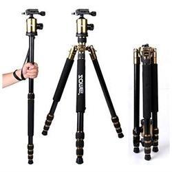 Zomei Z818 66.3 Inch Professional Portable Aluminum Camera T
