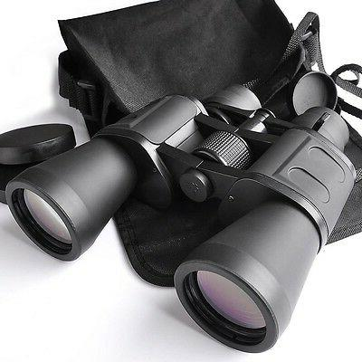 50mm Binoculars Telescope Waterproof Day & Night w/