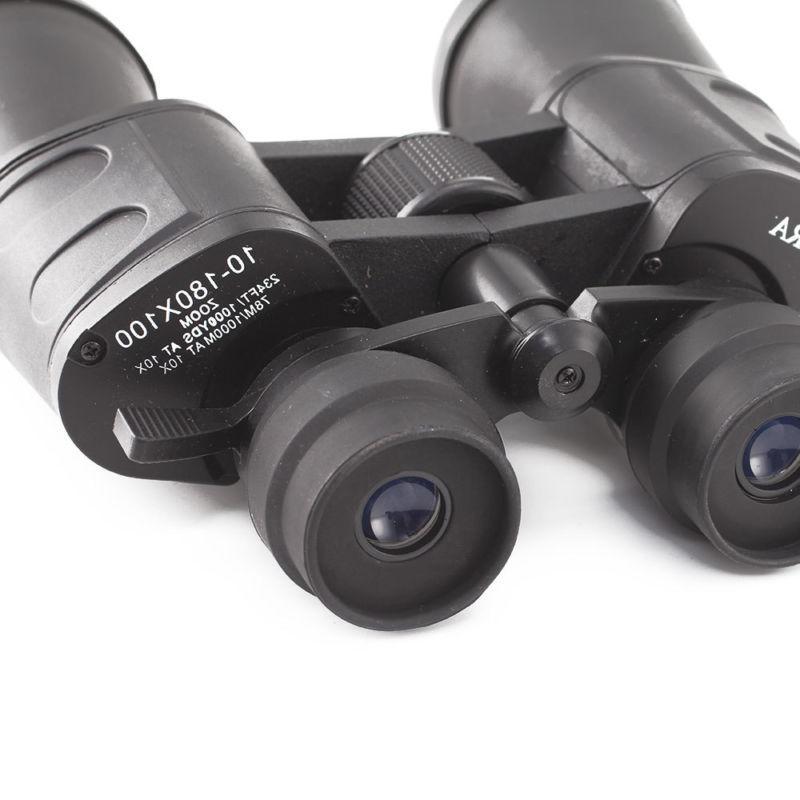 180x100 Vision Outdoor Binoculars Hunting