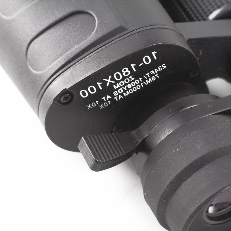 180x100 Vision Travel Binoculars Hunting Telescope