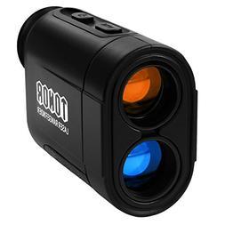 TONOR Golf Laser Rangefinder/Range Finder Pinsensor/Binocula