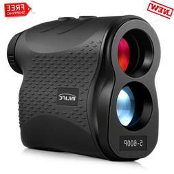 Laser Range Finder Hunting Rangefinder 600m Distance 6X Mono