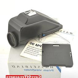 LIKE NEW IN BOX HASSELBLAD PM90 90 degree Prism,Manual,WARRA