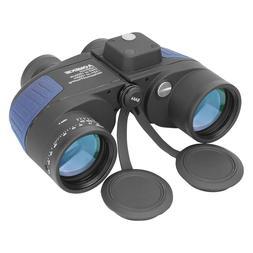 7X50 Astronomical Binoculars BAK4 For Adult With Rangefinder