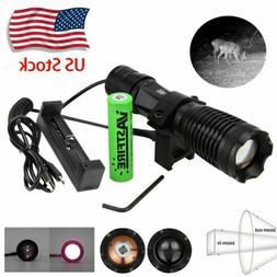 Long Range IR illuminator 940nm Infrared Night Vision Zoom P