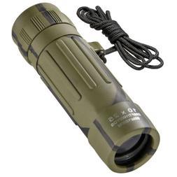 BARSKA Lucid 10x25 Monocular Binocular