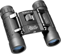 BARSKA Lucid View 10x25 Compact Binoculars