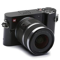 YI 4K Video 20 MP Mirrorless Digital Camera with LCD Touchsc