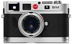 Leica M8 10.3MP Digital Rangefinder Camera with .68x Viewfin