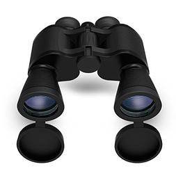 High Magnification Binoculars,Bial 10X50 HD Professional Sup