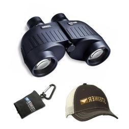 Steiner Marine 7x50 Binoculars with Cap and Microfiber Lens