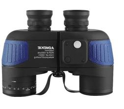 Aomekie Marine Binoculars for Adults Waterproof 7X50 with Co