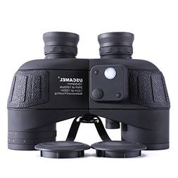 USCAMEL 10x50 Marine Binoculars for Adults, Military Binocul