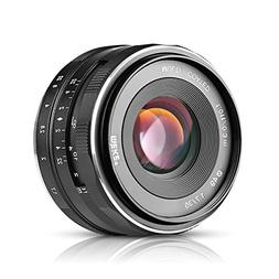 Meike MK-E-35-1.7 35mm F1.7 Large Aperture Manual Prime Fixe