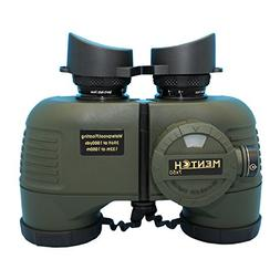 7x50 HD Waterproof Marine Binoculars w/Internal Rangefinder
