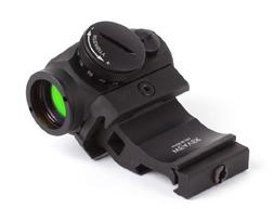 Aimpoint Micro H-1  with FREE Weaver Tactical Offset Rail Ad
