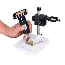 """HUASOET 3.5"""" LCD Digital Microscope Handheld Rechargeable El"""