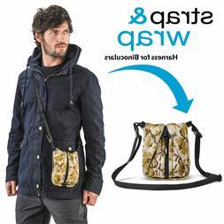 Miggo Strap & Wrap Harness for Roof Binoculars Morphs Strap