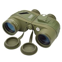 Feyachi 10x50 Marine Binoculars with Illuminate Compass and