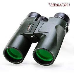 USCAMEL Military HD 10x42 Binoculars All-Purpose Waterproof