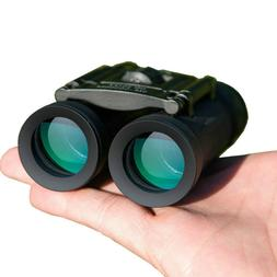 Military HD 40x22 <font><b>Binoculars</b></font> Professiona