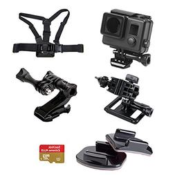 Military Kit Bundle Premium Edition GoPro Accessories for Go