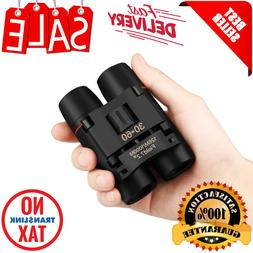Mini Binoculars for Adults Kids Bird Watching Hiking Wildlif