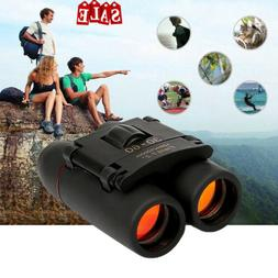 Mini Portable 30x60 Zoom Day/Night Military Binocular Optics