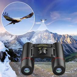 Mini Portable Day/Night 30x60 Zoom Military Binoculars Optic