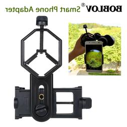 1pcs Mobile Phone Adapter Mount Holder for Telescope Spottin