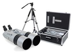 SkyHawk Model 9600 Binoculars 25x/40x 100mm Complete Set