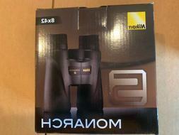Nikon MONARCH 5 8x42 Binocular - Black