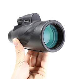 USCAMEL 8x42 Monocular Compact Hunting Scope Waterproof Tele