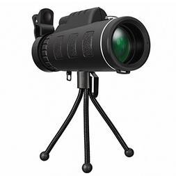 OUTERDO Monocular Dual Focus Telescope Camping Wildlife Hunt