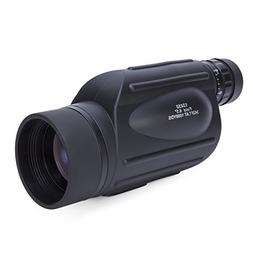 13x50 Monocular High Power Scope with Reticle for Rangefinde