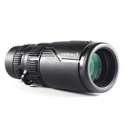 Eyeskey 8-24x42 Monocular Telescope Compact Lightweight Clea