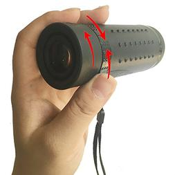 YINGNEW High Definition Monoculars Scope 6X 30mm High Power