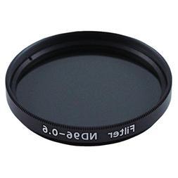 "Astromania 2"" Moon Telescope Eyepiece Color Filter ND96-0.6"