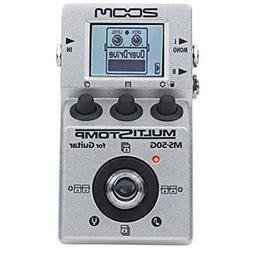 ms50g multistomp guitar pedal