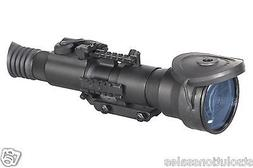 Armasight Nemesis6x-SD Gen 2+ Night Vision Rifle Scope w/6x