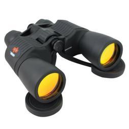 Perrini New 10-30x50 Zoom Binoculars Ruby Lense High Quality