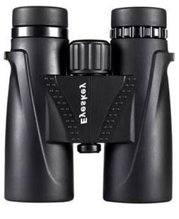 NEW Eyeskey 10x42 Binoculars Prism Film Optics With Case & S